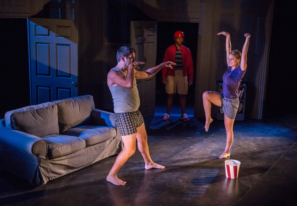 L-R: Matt Cassidy, Katie Ryerson, and Scotty Nguyn; photo by Pascal Huot
