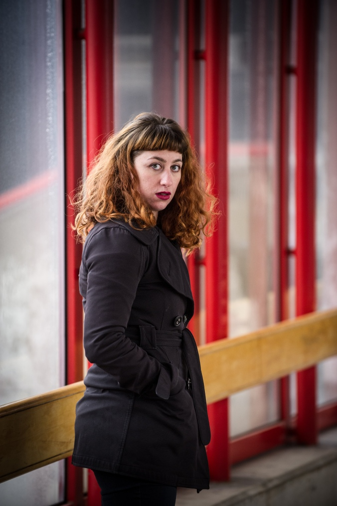Pictured: Amelia Griffin; Photography by Andrew Alexander