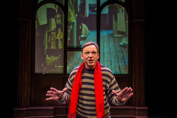 Bruce Spinney as Tommy. Photography by Andrew Alexander