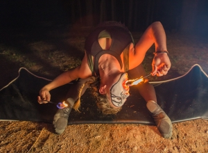 FireEating (credit Errol Kokbas)