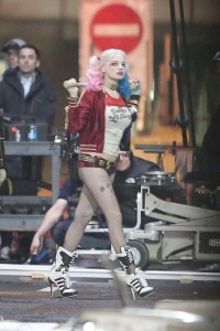 Margot Robbie as Harley Quinn (2016)