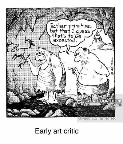 Early art critic