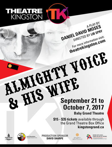 almighty voice poster